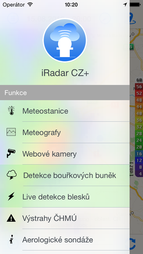 Bourky Radar